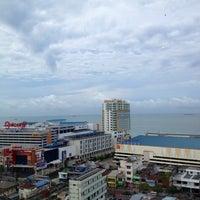 Photo taken at Hotel Menara Bahtera by Eshape B. on 5/8/2012