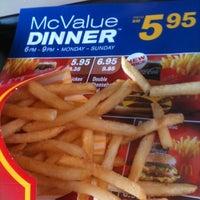 Photo taken at McDonald's & McCafé by Allen T. on 3/11/2012
