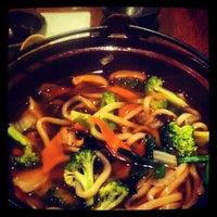 Photo taken at Umi Japanese Steak House & Sushi Bar by Richard F. on 3/29/2012