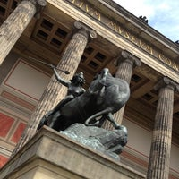 Photo taken at Altes Museum by Petri H. on 7/11/2012