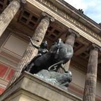 Foto scattata a Altes Museum da Petri H. il 7/11/2012
