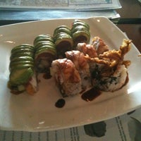 Photo taken at Sushi Twister by Bri S. on 6/22/2012