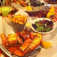 Photo taken at Big Easy Bar.B.Q & Crabshack by Arya A. on 7/24/2012