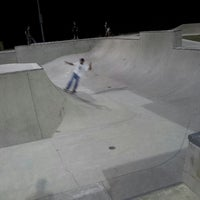 Photo taken at Mowhawk Skatepark by Dizzle D. on 8/24/2012