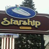 Photo taken at Starship America by Eric M. on 8/25/2012