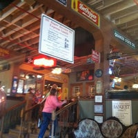 Photo taken at Spaghetti Warehouse by Yessika R. on 3/7/2012
