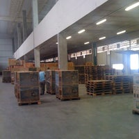 Photo taken at Columbia Logistica by Rodrigo S. on 2/7/2012