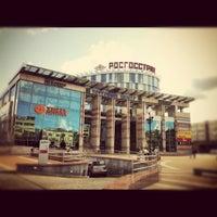 Снимок сделан в Кловер Сити-Центр / Clover Citycenter пользователем   Valery C. 7/16/2012