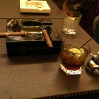 Photo taken at Prime Cigar & Wine Bar by Carlos M. on 7/6/2012