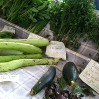 Photo taken at HeadHouse Square Farmers Market by Helena on 7/29/2012