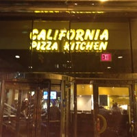 Photo taken at California Pizza Kitchen by Carter M. on 4/4/2012