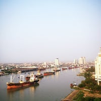 Photo taken at Harbour View by Koong A. on 2/11/2012