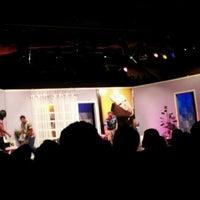 Photo taken at Teatro ICBEU by Henrique B. on 2/25/2012