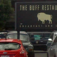 Photo taken at The Buff Restaurant by Alex H. on 9/2/2012
