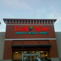Photo taken at Total Wine & More by Andrew C. on 3/18/2012