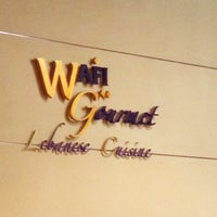 Photo taken at Wafi Gourmet by Khamis A. on 2/18/2012