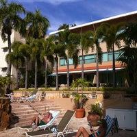 Photo taken at DoubleTree by Hilton San Juan by Flo K. on 3/19/2012