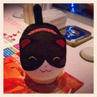 Photo taken at Yo! Sushi by Sabrina J. on 8/7/2012