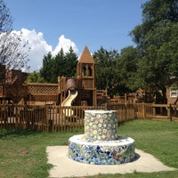 Photo taken at Mary Munford Playground by Marc on 8/13/2012