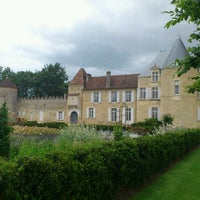Photo taken at Château d'Yquem by Roman R. on 6/18/2012