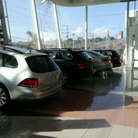 Photo taken at Solimões Veículos - Concessionária Volkswagen by Shepstonon L. on 6/2/2012