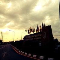 Photo taken at Mahasarakham University by Teerapat on 6/3/2012