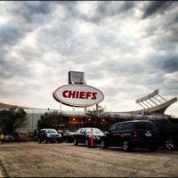Photo taken at Arrowhead Stadium by April M. on 6/11/2012
