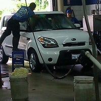 Photo taken at We Wash by Ron G. on 6/13/2012