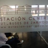 Photo taken at Estación Central de Autobuses by FERNANDO L. on 5/25/2012