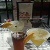 Photo taken at Fat Cat Grill & Bar by Elias N. on 5/14/2012