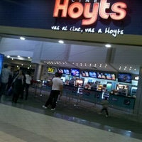 Photo taken at Hoyts by Kiba W. on 6/30/2012