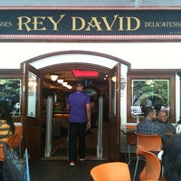 Photo taken at Rey David by Fernando j R. on 8/19/2012