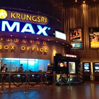 Photo taken at Krungsri IMAX Theatre by Lady M. on 4/5/2012