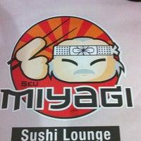 Foto tirada no(a) Seu Miyagi Sushi Lounge por Marcos V. em 8/24/2012