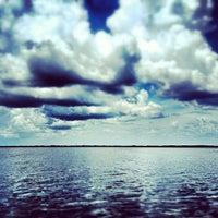 Photo taken at Tampa Bay by Ted J B. on 8/3/2012