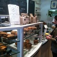 Снимок сделан в Arlequin Cafe & Food To Go пользователем Alex P. 5/4/2012