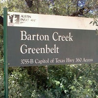 Foto tirada no(a) Barton Creek Greenbelt por Buddy N. em 4/21/2012