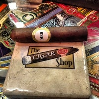 Photo taken at The Cigar Shop by Ben L. on 7/4/2012