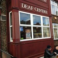 Photo taken at Sunderland Deaf Centre by Bob H. on 4/14/2012