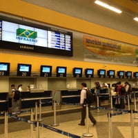 Photo taken at Check-in Azul by Renato S. on 4/19/2012
