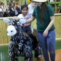 Photo taken at Indoor Safari Park by Gabe W. on 3/3/2012