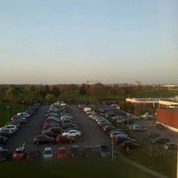 Photo taken at Crowne Plaza London - Heathrow by Yousef Y. on 3/28/2012