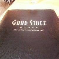 Photo taken at Good Stuff Diner by Alex F. on 8/31/2012
