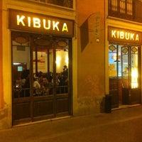 Photo taken at Kibuka by Alex H. on 5/23/2012