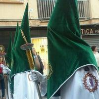 Photo taken at Semana Santa Marinera by Elena F. on 3/31/2012