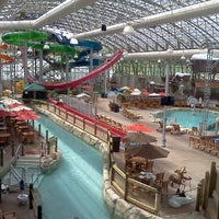 Photo taken at Jay Peak Pump House Waterpark by Rory d. on 5/27/2012