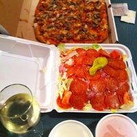 Photo taken at Pirrone's Pizzeria by Gerald C. on 8/29/2012
