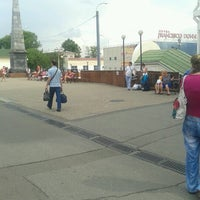 Photo taken at Khabarovsk-2 Train Station by Надя ). on 7/4/2012
