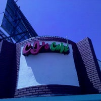 Photo taken at CJ's Cafe by Edward P. on 4/29/2012