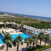 Photo taken at Kervansaray Hotel by adem a. on 8/18/2012